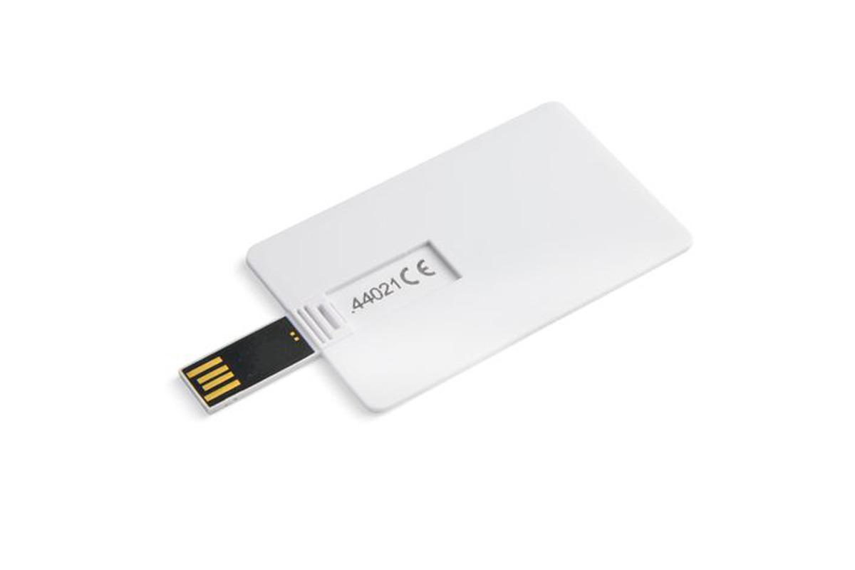 USB-Stick in Kartenformat